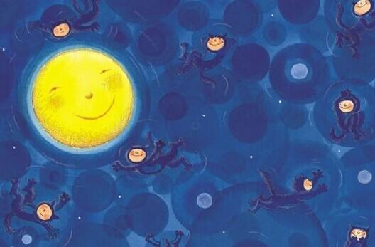 儿童诗:月亮